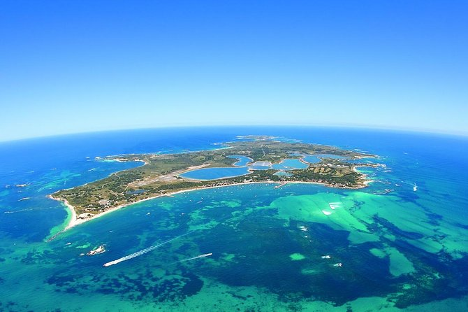 Fly to Rottnest Island by Plane