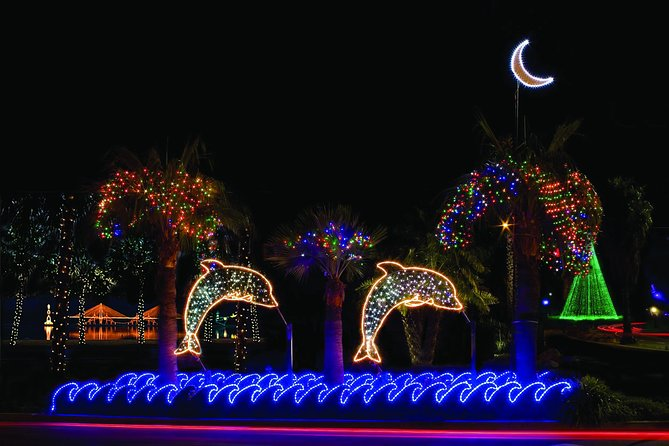 James Island Christmas Lights 2019.Holiday Festival Of Lights Tour With Transport 2019
