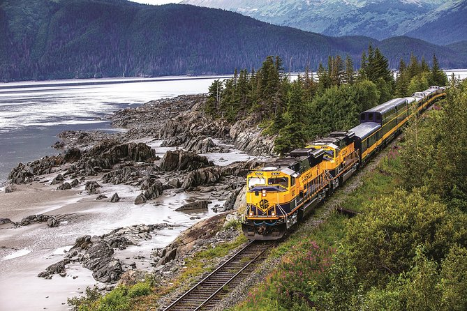 Alaska Railroad Anchorage to Seward One Way