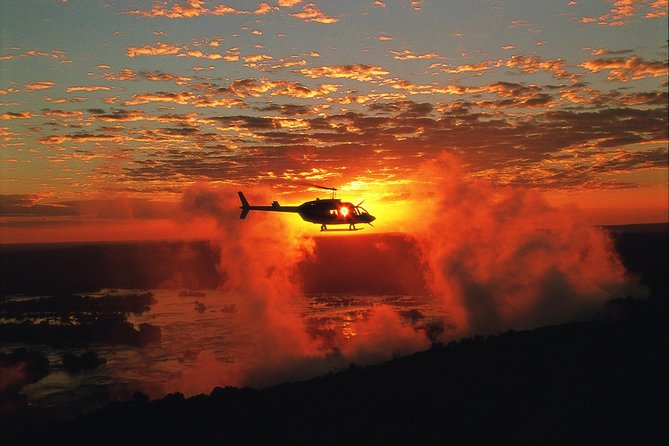 Helicopter Flight 25 Minute Scenic (Zimbabwe)