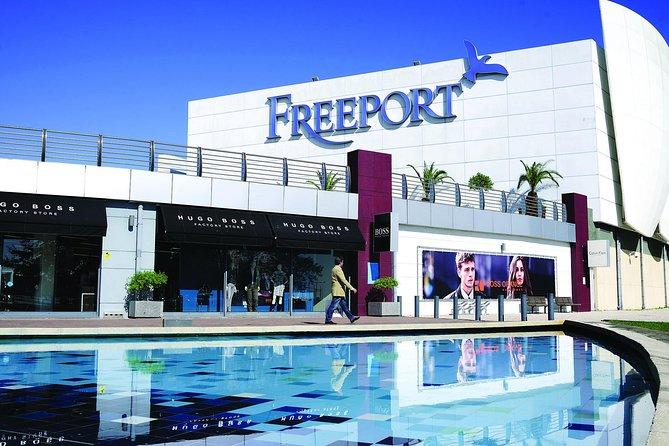 Freeport Outlet shopping fra Lissabon