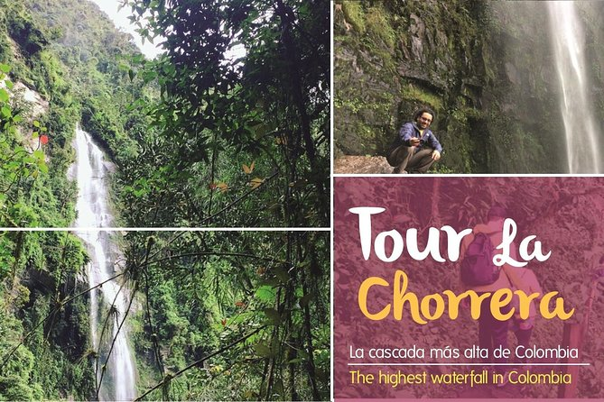 Day Trip to La Chorrera Park—Hiking Experience to Highest Waterfall in Colombia