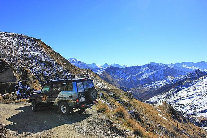 Skippers Canyon Half Day Private 4WD Charter from Queenstown photo 1
