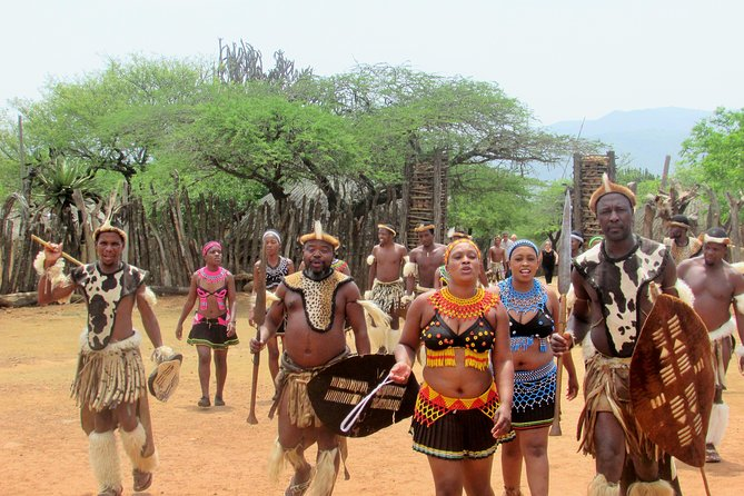 Full-Day Guided Tour and Zulu Dancing