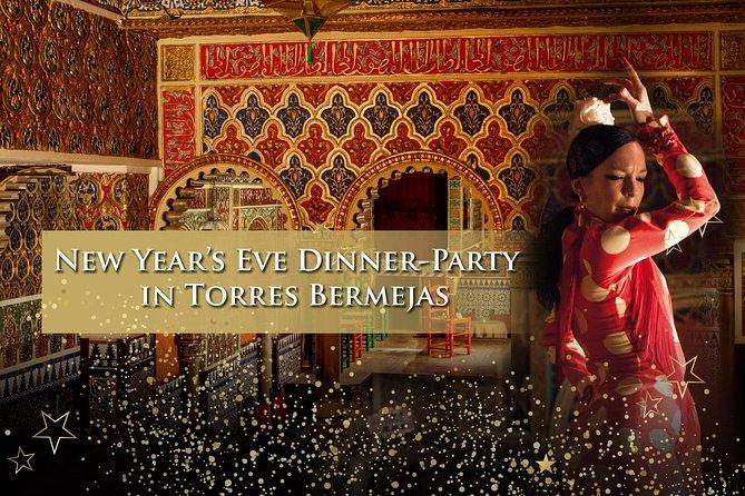 Cena de fin de año con espectáculo flamenco.