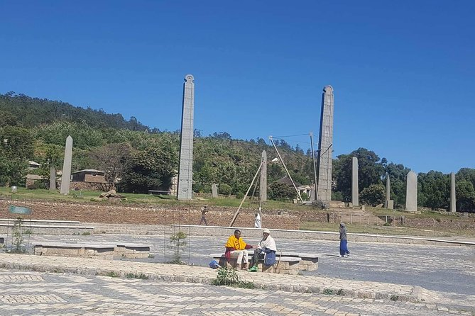 Day Trip in Axum, the Center of Ancient Civilizations