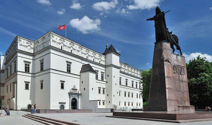 Billet coupe-file: billet d'entrée au palais des grands-ducs