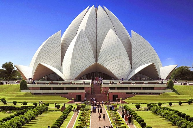 Full-Day Private Guided Spiritual Delhi Temples Tour