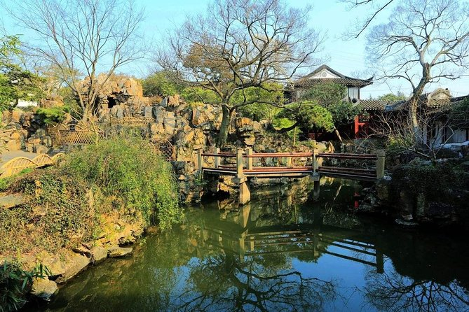 All Inclusive Suzhou Sightseeing Day Tour