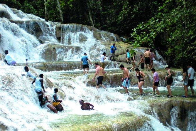 Ocho Rios Highlight, Shopping & Dunns River Falls