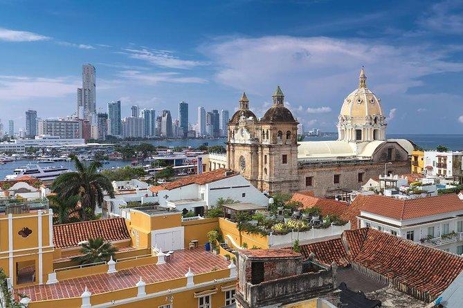 Tour della città di Cartagena per mezza giornata