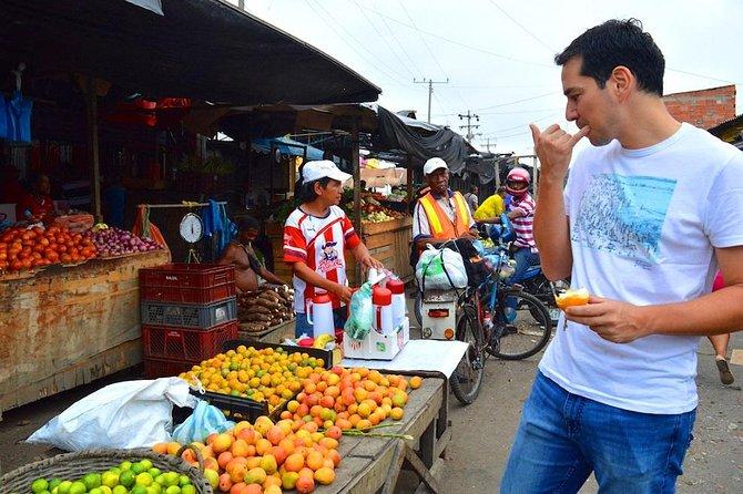 Bazurto Market Half day tour in Cartagena