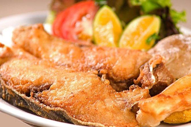 Cartagena`s cuisine half day tour