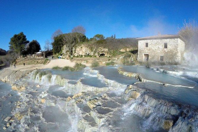 Saturnia Thermal & Wellness from Civitavecchia Port