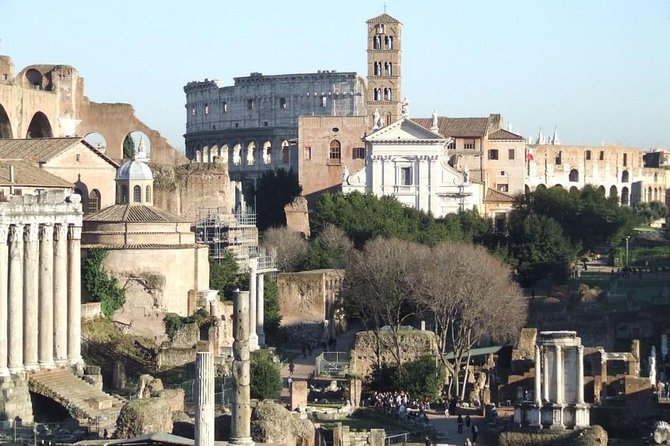 ROME ON YOUR OWN - from Civitavecchia Port Image