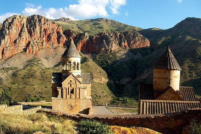 Private tour: Noravank, Tatev (monastery, ropeway), Karahundj
