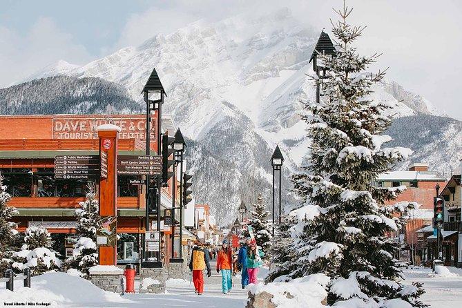 Banff Clue Solving Adventure - Treasures of Banff