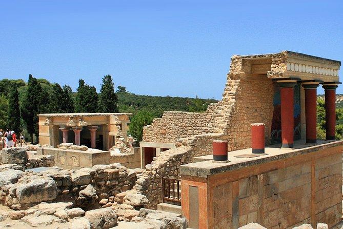 Heraklion & Knossos Museum Tour up to 4 Customers