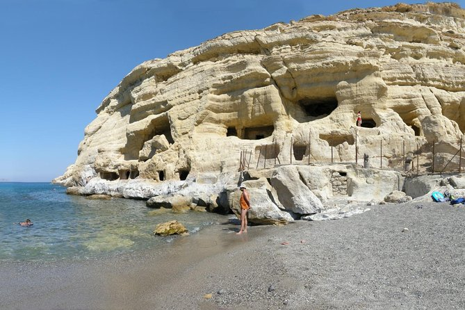 SOUTH CRETE TOUR up to 4 to 15 customers