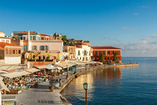 WEST CRETE TOUR up to 4 to 15 customers
