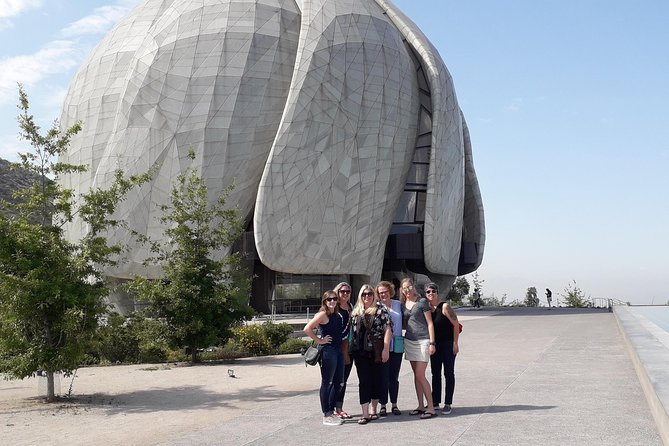 Wine & Reflection Private Tour: Baha'i Temple & Aquitania Vineyard with Picnic