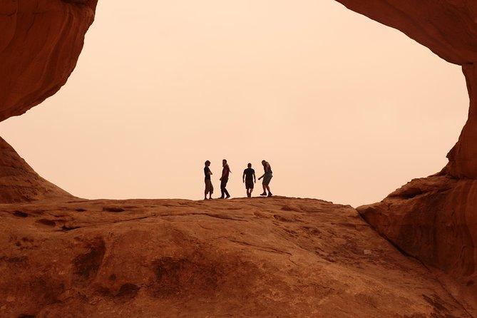Wadi Rum 4x4 Off the beaten tracks