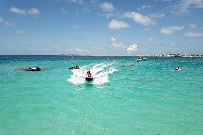 Jetski Orient Bay Beach Sint Maarten