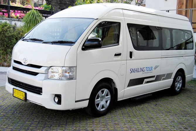 Private Custom Tour: Bali Your Way with Driver and Spacious Car Charter