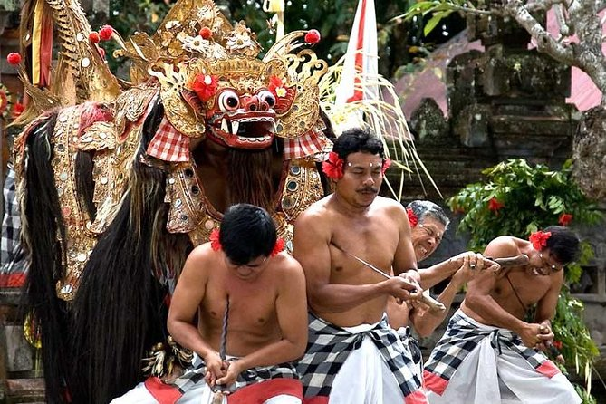 Ubud Tour - Barong Dance - Ubud Market - Tegalalang Rice Terrace - Monkey Forest