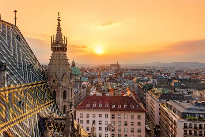 Vienna Private Tour with hotel pick up and drop off