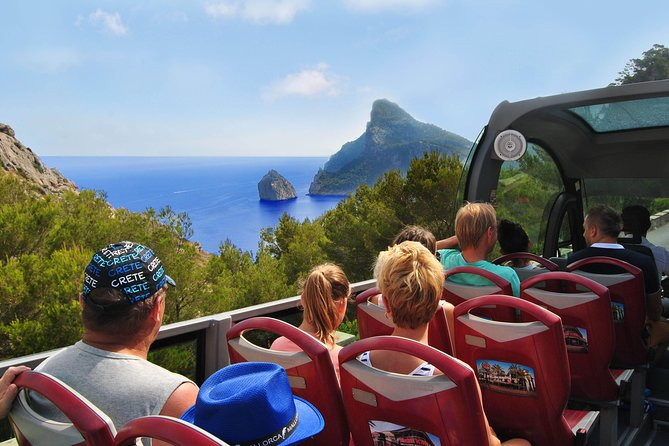 Mallorca: 4-Hour Tour of Formentor by Bus and Boat from North Area