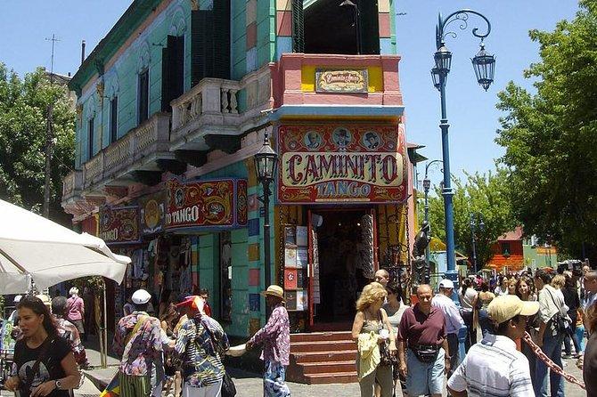 Buenos Aires día y noche: tour privado todo incluido