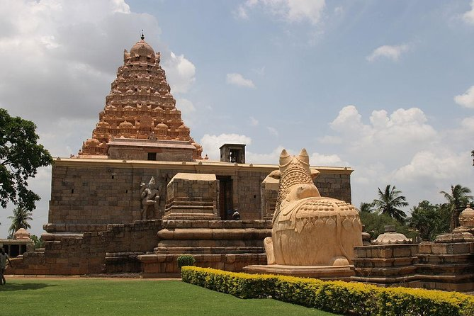 Great Living Chola Temples Around Thanjavur