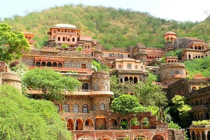 Day Excursion to Neemrana Fort from Delhi photo 1