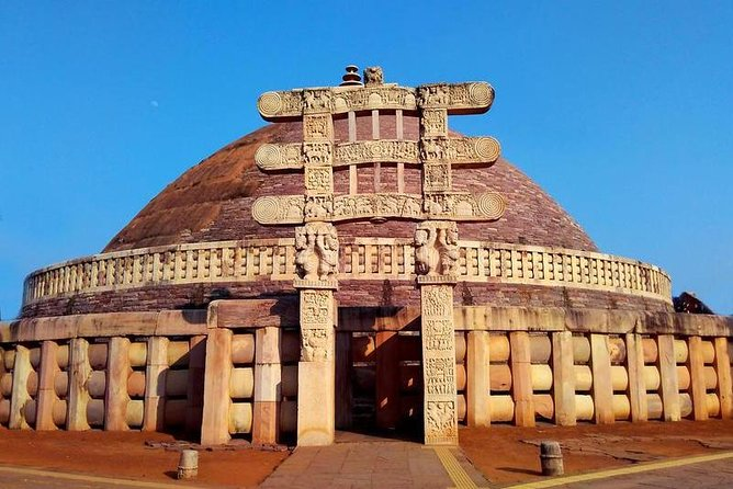 Day Trip To Sanchi Stupa & Vidisha From Bhopal With Lunch