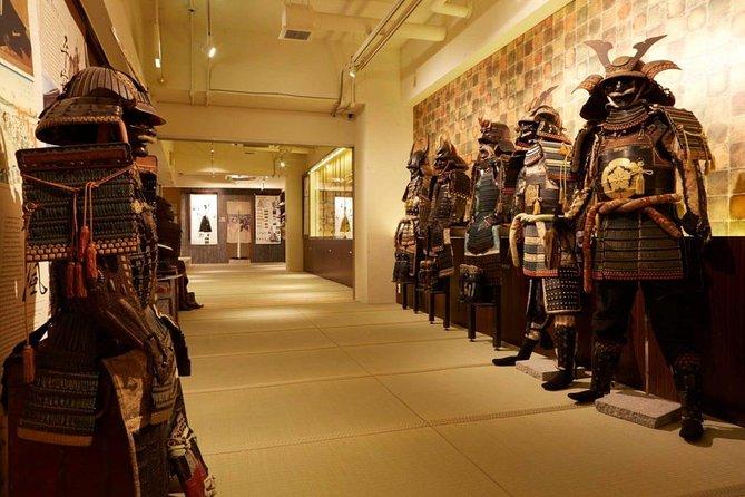 Samurai Oplev og guidet tur på Samurai Ninja Museum