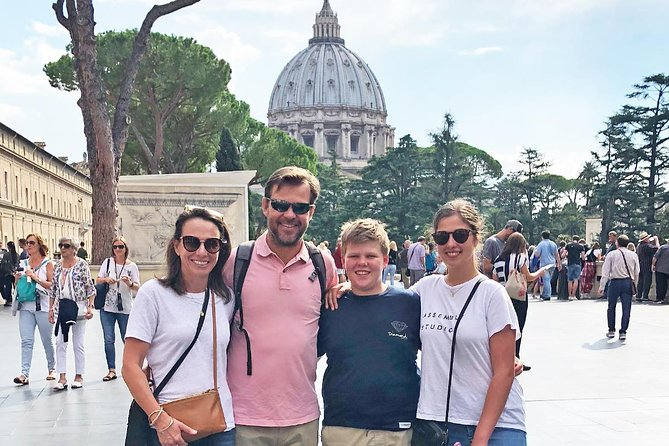 Private Vatican Tour for Children & Families with Kid-Friendly Guide