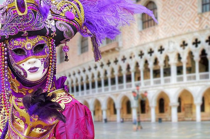 Guided Sightseeing Tour of Venice Highlights for Kids & Families