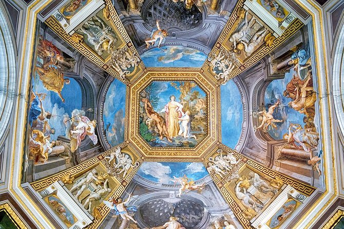Vatican Tour for Kids with Sistine Chapel Egyptian Collection & St Peter Church
