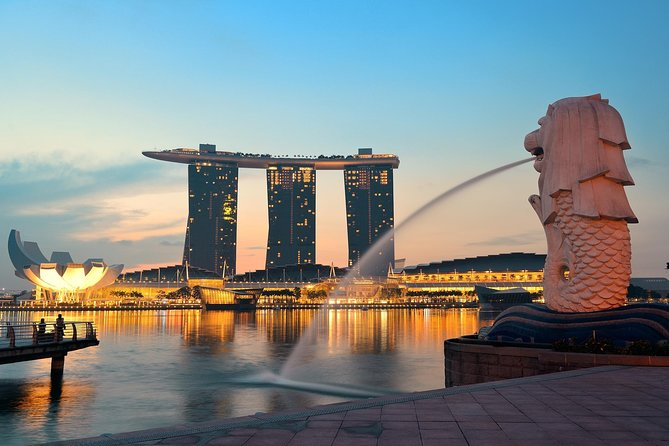 Private Customised Singapore Walking Tour (Half Day or Full Day)