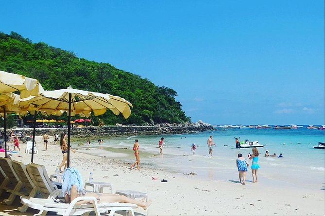3 Islands Snorkeling Tour By Speed Boat from Pattaya