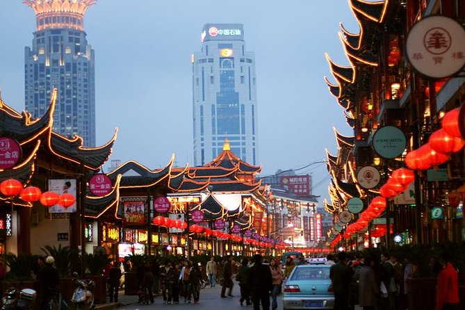 Flexible Airport Layover Tour of Shanghai City Highlights with Spa Option