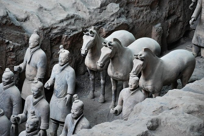 Private Customized Day Tour of Xi'an Terracotta Warriors and Horses Museum With Sightseeing Option