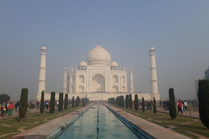 Same Day Agra Tour From Delhi - Visit Tajmahal, Baby Taj & Fort