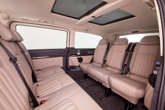 Private Transfer: Casablanca or Marrakech to Casablanca Airport by Business Van photo 6