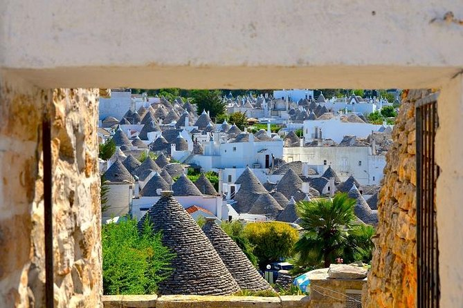 Trulli of Alberobello Day-Trip from Bari with Sweets Tasting