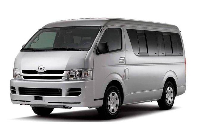 Private Transfer Barbados Island to Barbados BGI Airport by Minivan
