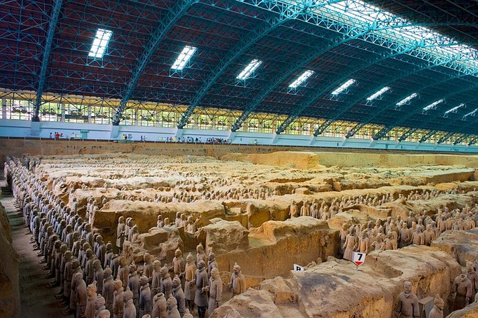 Private Day Tour to Xi'an Terracotta Warriors Museum With Xian Airport Pickup