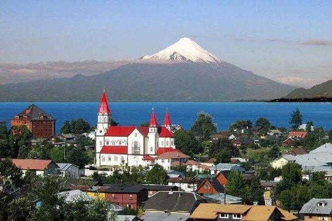 Excursion privée: visite de Puerto Montt