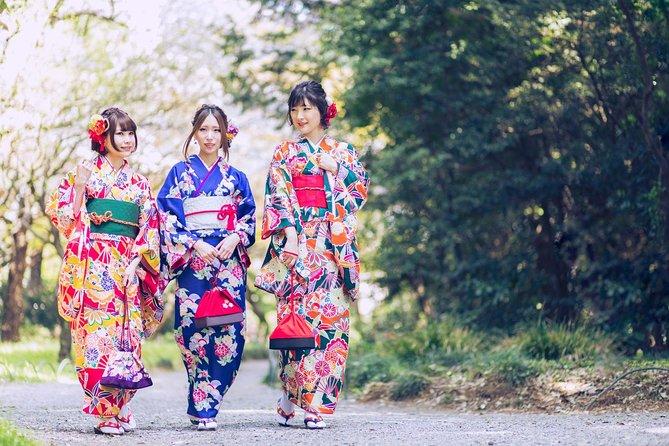 Kimono Rental at Ise Jingu, the Ise Grand Shrine